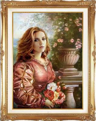 Scarlett Johansson (Скарлетт Йоханссон)