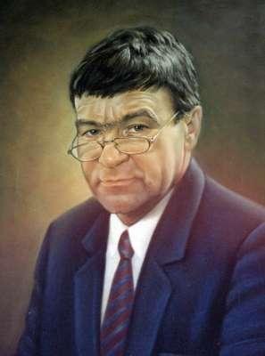 Портрет мужчины. 2004