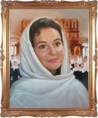 Актриса Юлия Рудакова