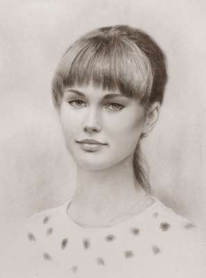 Портрет Юлии.