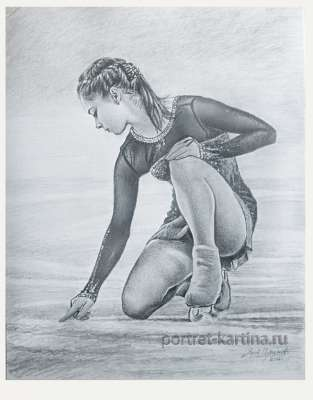 Олимпийская чемпионка Юлия Липницкая