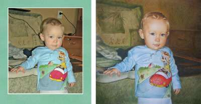 Фотография и портрет малыша