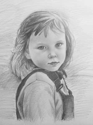 Портрет Вари