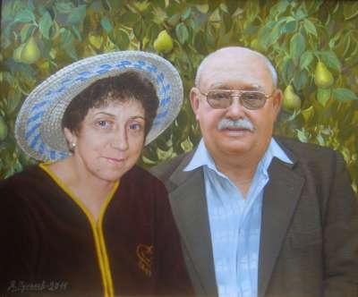 Владимир и Нина